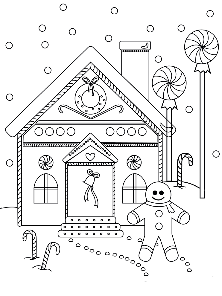 gingerbread house coloring sheet get this gingerbread house coloring pages free for kids sheet gingerbread coloring house
