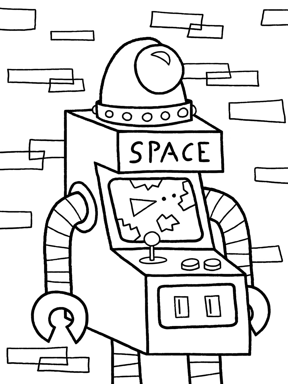 girl robot coloring pages robot girl lottie colouring page lottie dolls coloring girl pages robot