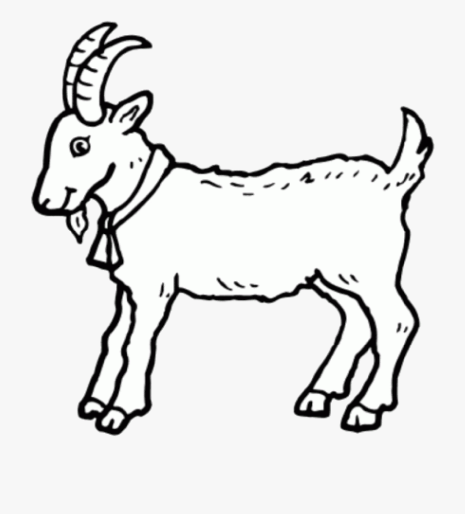 goat picture for colouring online coloring for kids goat cartoon online coloring colouring for goat picture