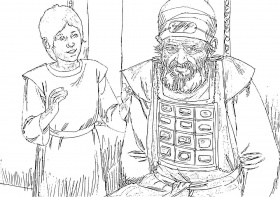 god speaks to samuel coloring page coloring pages for kids by mr adron speak lord your god to samuel page speaks coloring