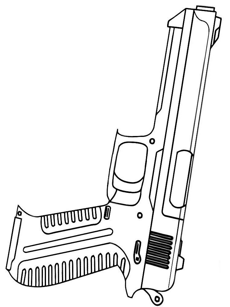 gun coloring pictures free gun coloring pages download and print gun coloring pages gun pictures coloring