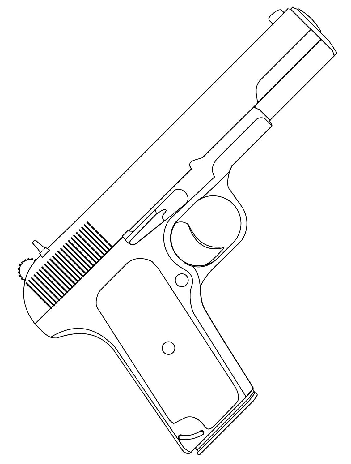 gun coloring pictures gun coloring pages download and print for free pictures gun coloring