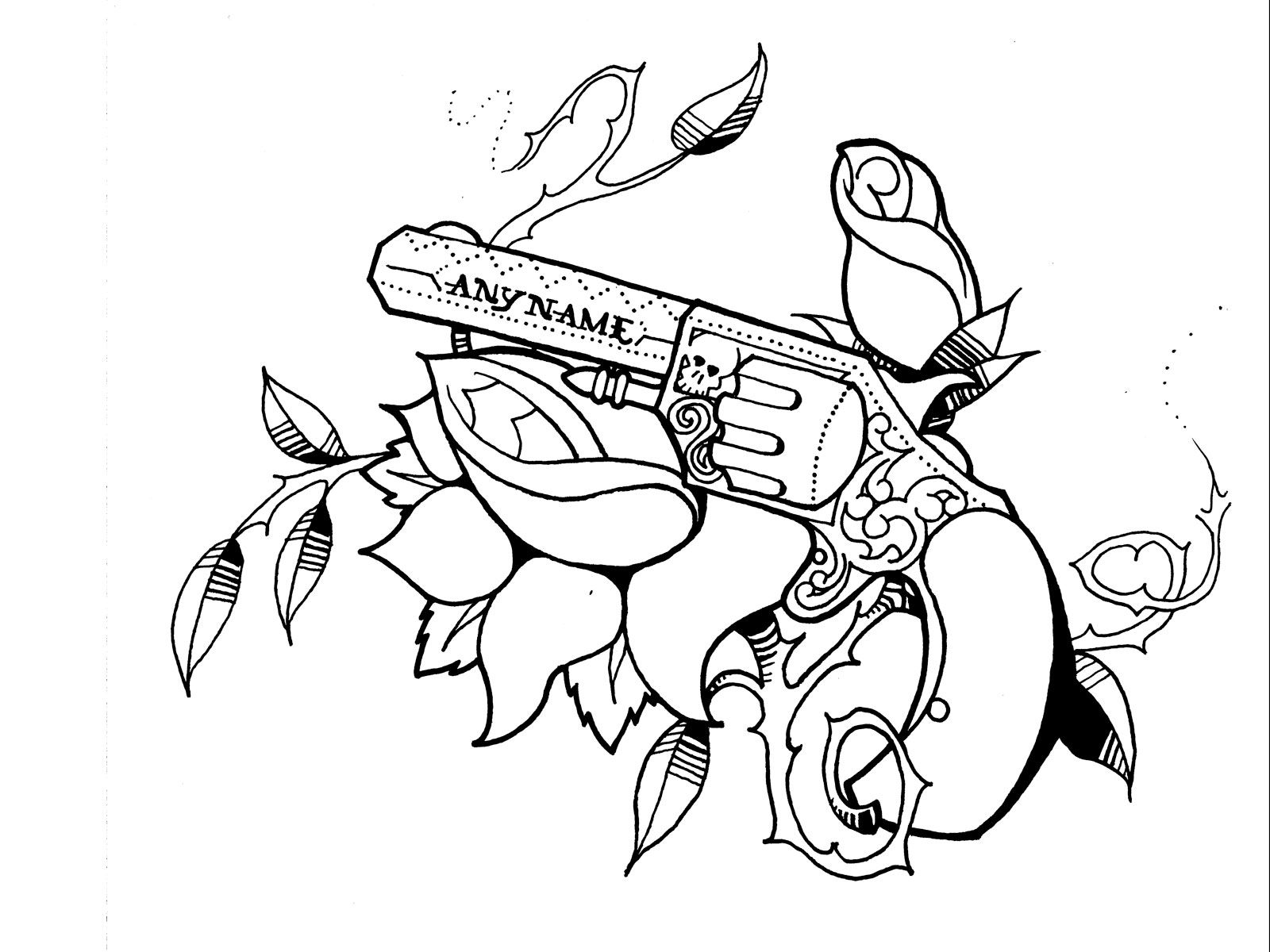 guns n roses coloring pages pin on gotta have more ink roses coloring guns pages n