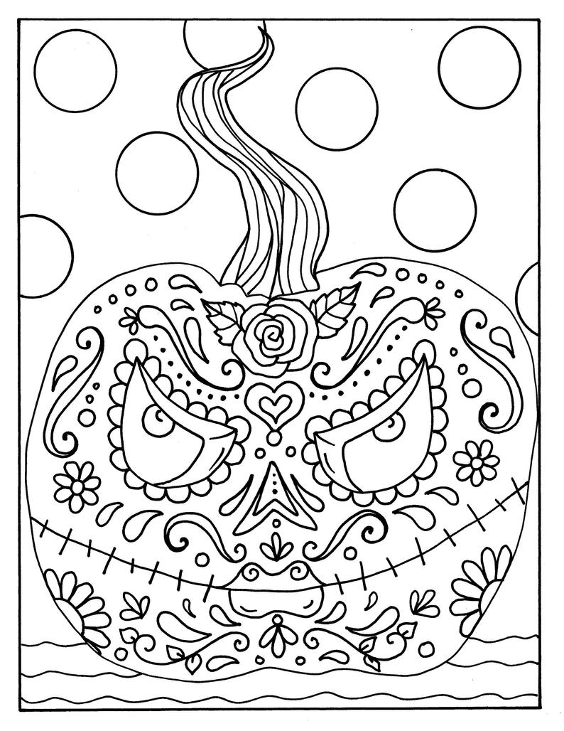 halloween coloring pages pumpkin scary halloween pumpkin coloring pages team colors coloring halloween pages pumpkin