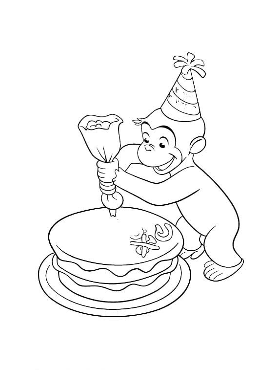 happy 2nd birthday coloring pages pin on colorings pages 2nd happy coloring birthday