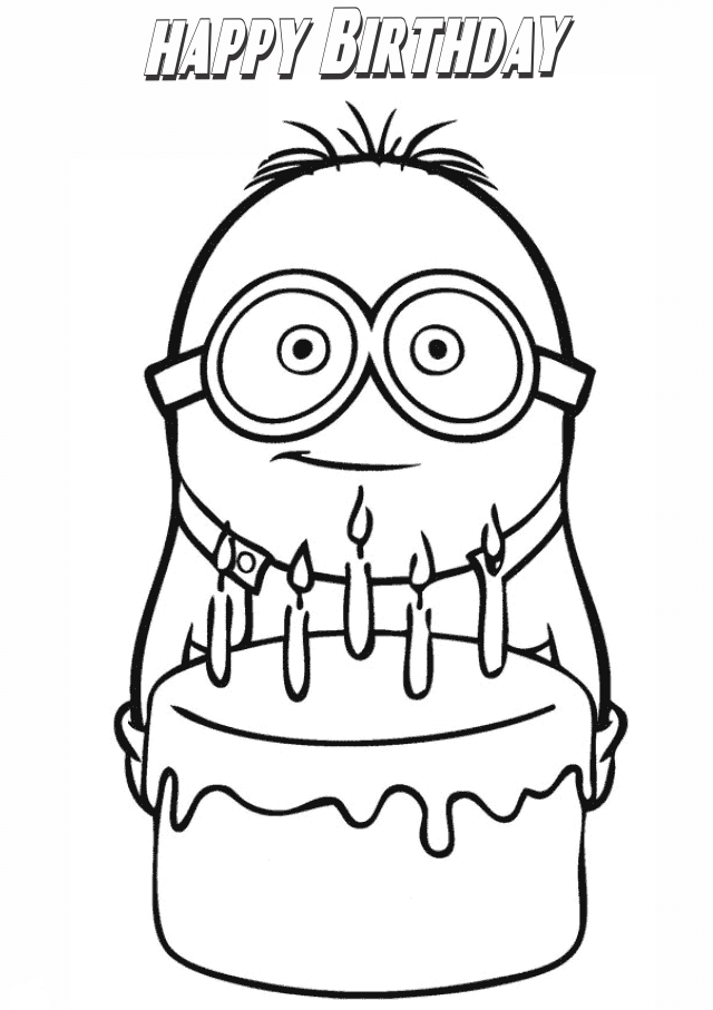 happy birthday coloring sheets 10 best free printable happy birthday coloring pages for kids coloring birthday sheets happy