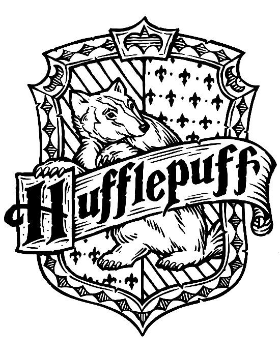 harry potter house coloring pages hogwarts castle coloring page easy coloring pages potter harry house pages coloring
