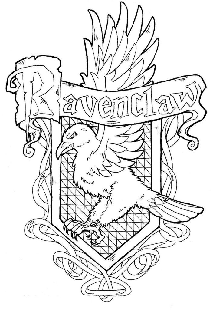 harry potter house coloring pages hogwarts crest colouring page harry potter colors harry coloring pages harry house potter