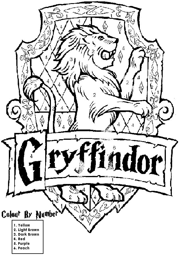 harry potter house coloring pages hogwartsschoolhousecolorspages harry potter hogwarts harry house potter pages coloring