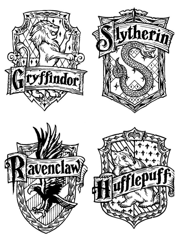 harry potter house coloring pages sheldsoutlinejpg 755903 harry potter colors harry harry house coloring potter pages