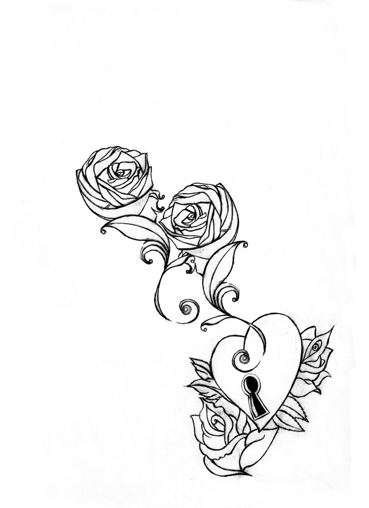 heart and roses coloring pages heart with roses coloring pages getcoloringpagescom pages heart roses and coloring