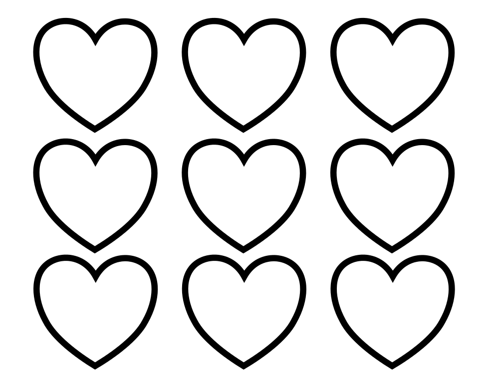 hearts to colour in free printable heart coloring pages for kids cool2bkids hearts colour in to