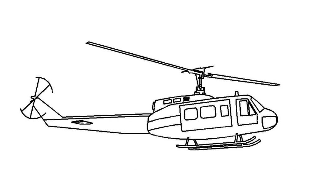 helicopter colouring pictures helicopter coloring pages coloringpages1001com colouring helicopter pictures