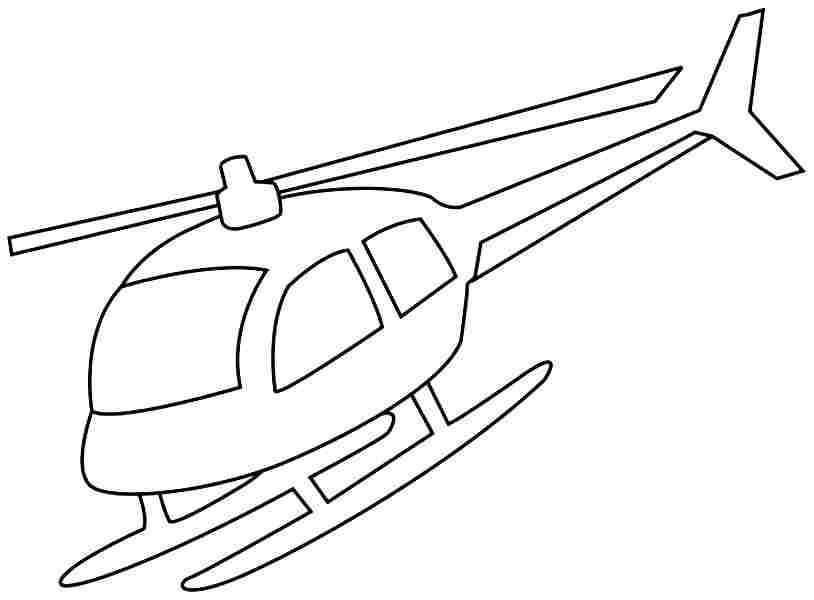 helicopter colouring pictures helicopter coloring pages for kids coloring home colouring pictures helicopter