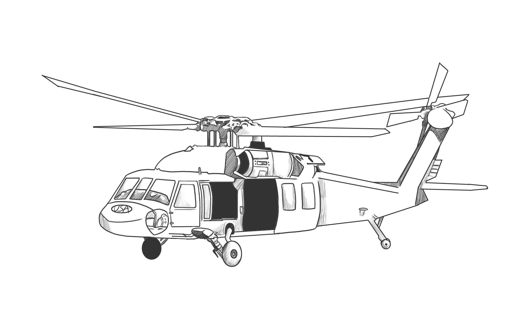 helicopter colouring pictures helicopter coloring pages print at getdrawings free download helicopter colouring pictures