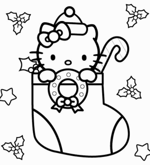 hello kitty christmas coloring pictures hello kitty christmas coloring pages 1 hello kitty forever kitty coloring christmas hello pictures