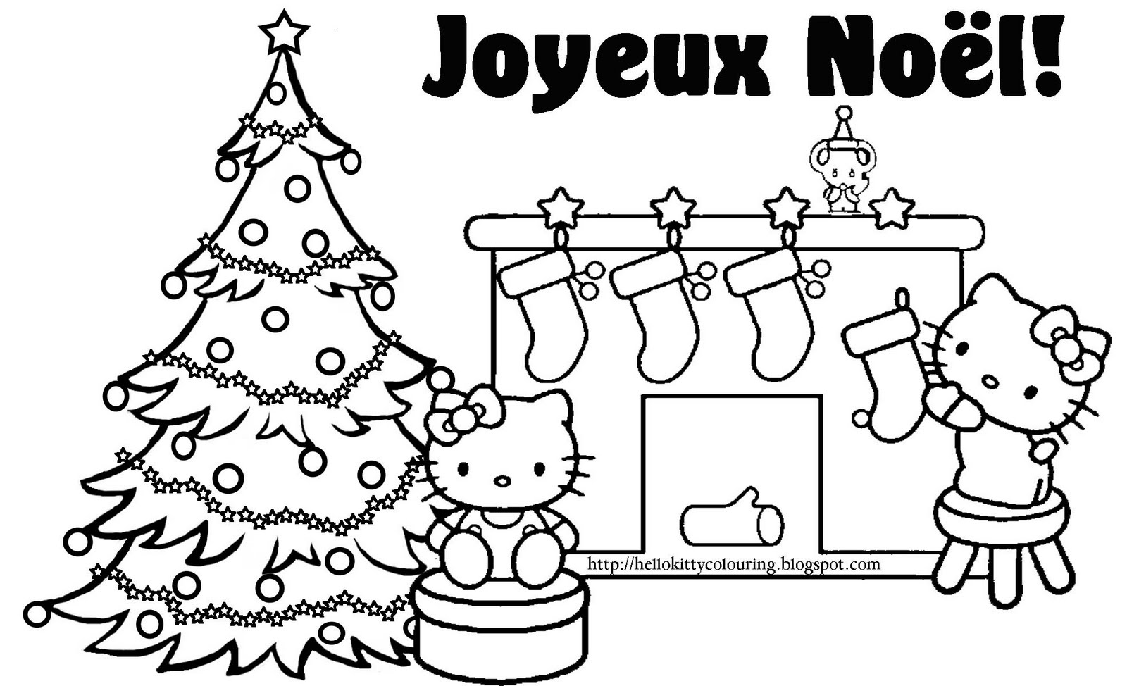 hello kitty christmas colouring pages happy christmas hello kitty s christmas tree 0e4e coloring hello christmas pages kitty colouring