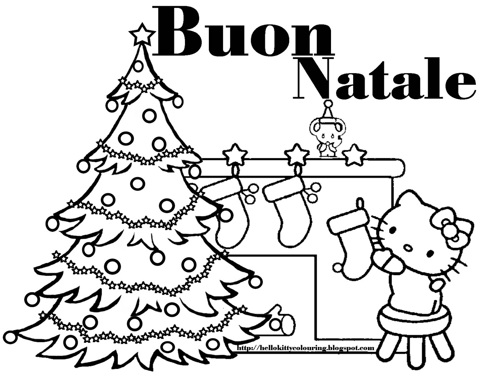 hello kitty christmas colouring pages hello kitty christmas coloring page wallpapers9 colouring kitty pages christmas hello