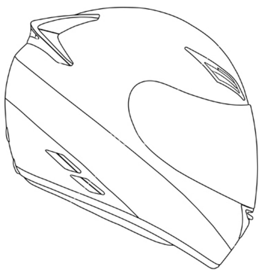 helmet coloring pages blank coloring football helmet pages 2020 check more coloring helmet pages