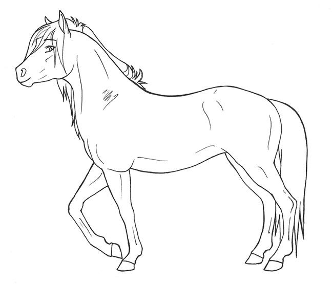 horse pictures to print out horse template animal templates free premium templates out pictures to print horse 1 1