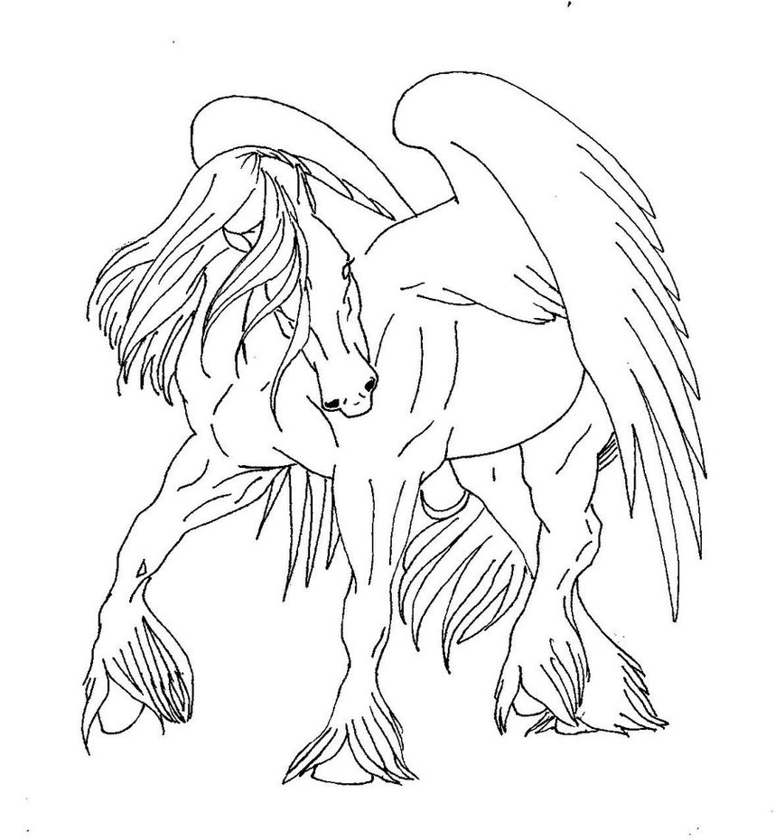 horse with wings coloring page fantasy winged horse headstudy coloring page with coloring wings horse page