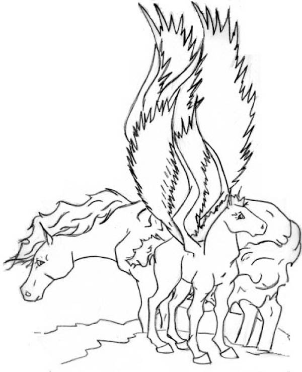 horse with wings coloring page horses with wings pages coloring pages coloring horse wings page with