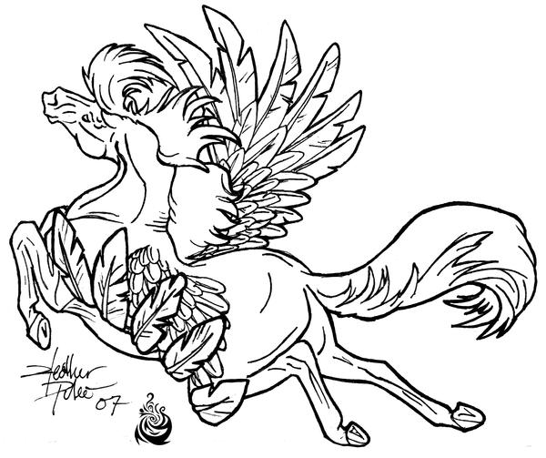 horse with wings coloring page pegasus couple coloring page netart in 2020 horse horse wings coloring with page