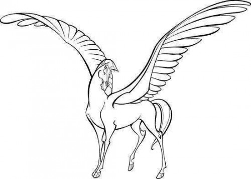 horse with wings coloring page pin by sherry west art on sherry west art adult coloring coloring horse with wings page