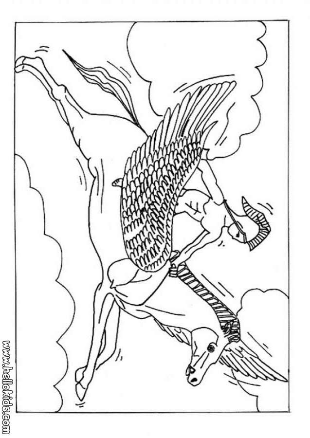 horse with wings coloring page winged horse pegasus coloring page woo jr kids activities wings page coloring horse with