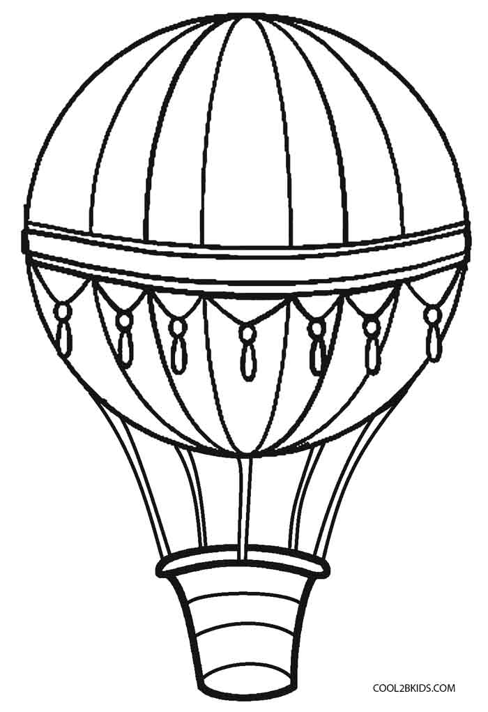 hot air balloons coloring pages hot air balloon coloring pages free large images hot coloring air pages balloons hot