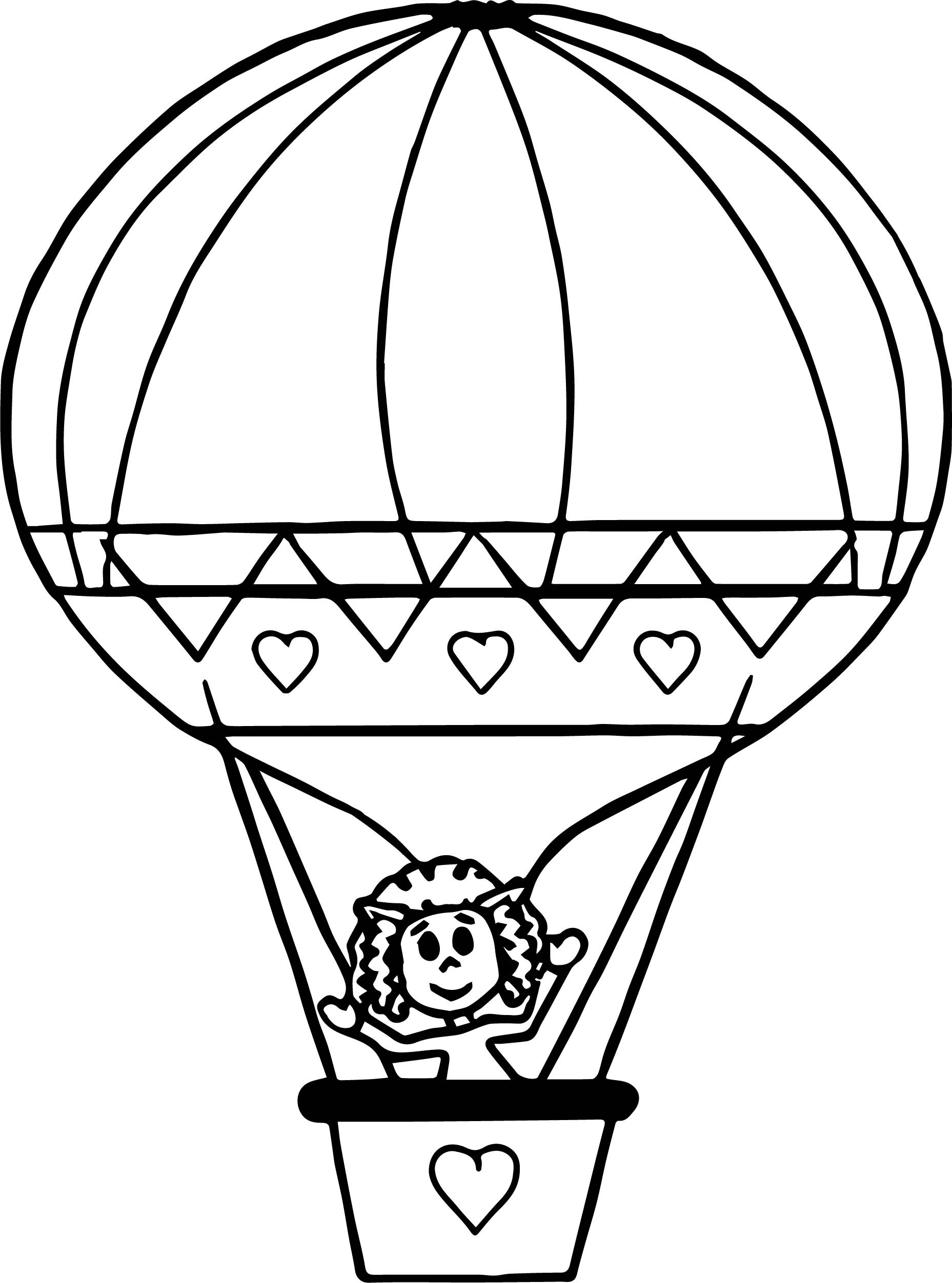 hot air balloons coloring pages printable hot air balloon coloring pages for kids cool2bkids air coloring pages balloons hot