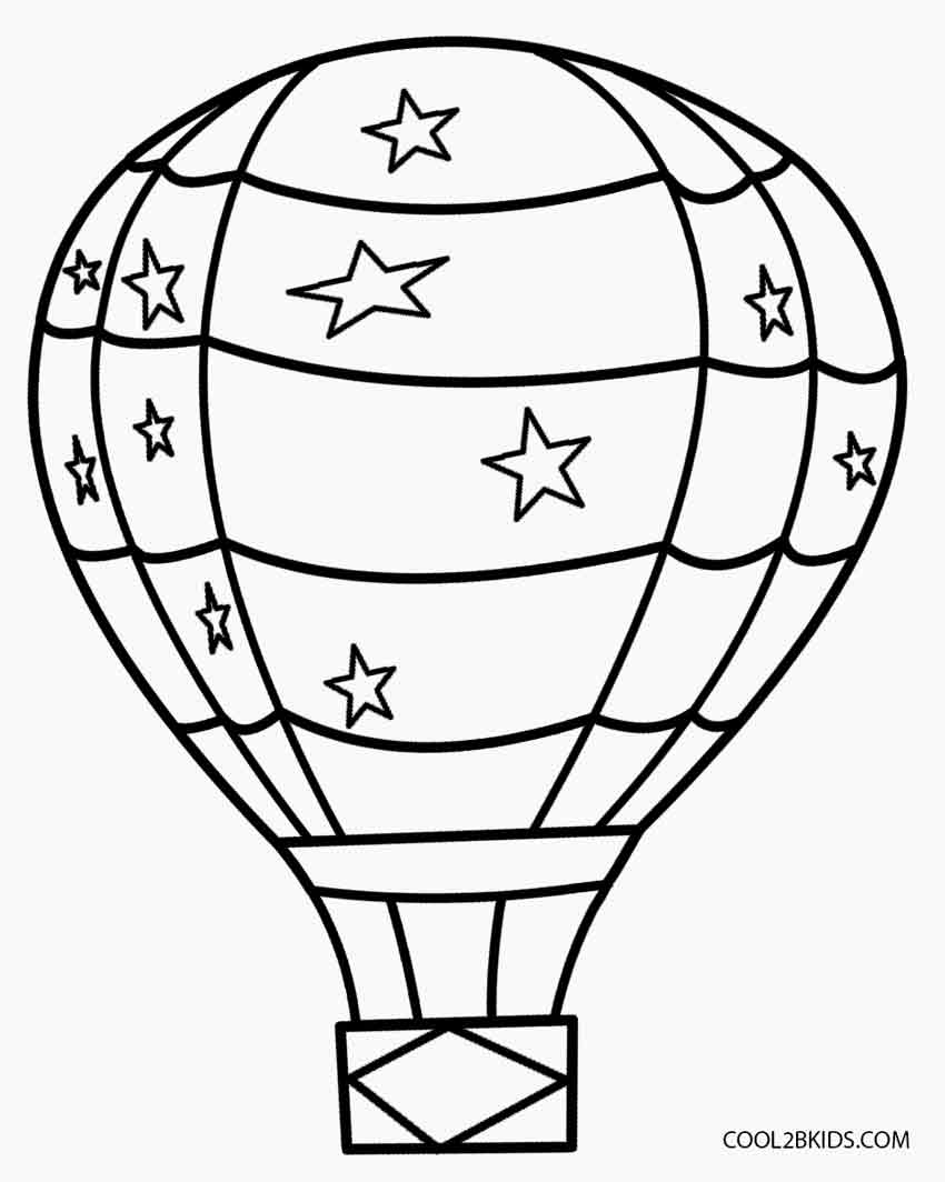 hot air balloons coloring pages printable hot air balloon coloring pages for kids cool2bkids balloons air coloring pages hot