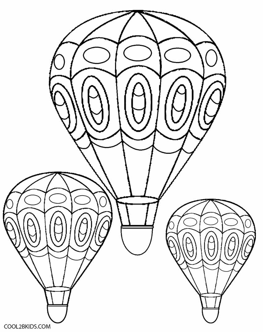 hot air balloons coloring pages printable hot air balloon coloring pages for kids cool2bkids coloring hot air balloons pages