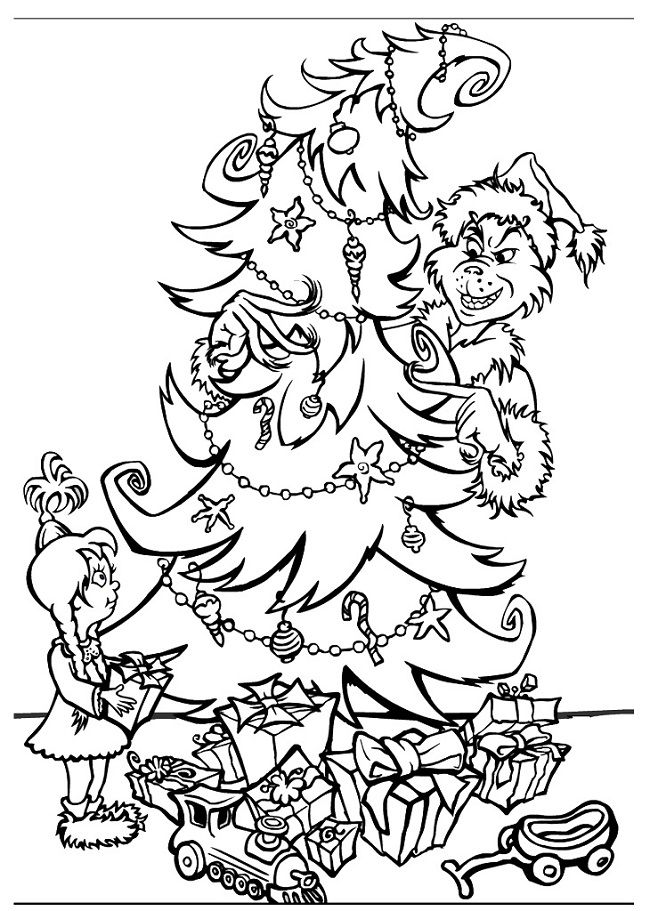 how the grinch stole christmas coloring pages grinch stole christmas coloring page grinch christmas the pages coloring how stole