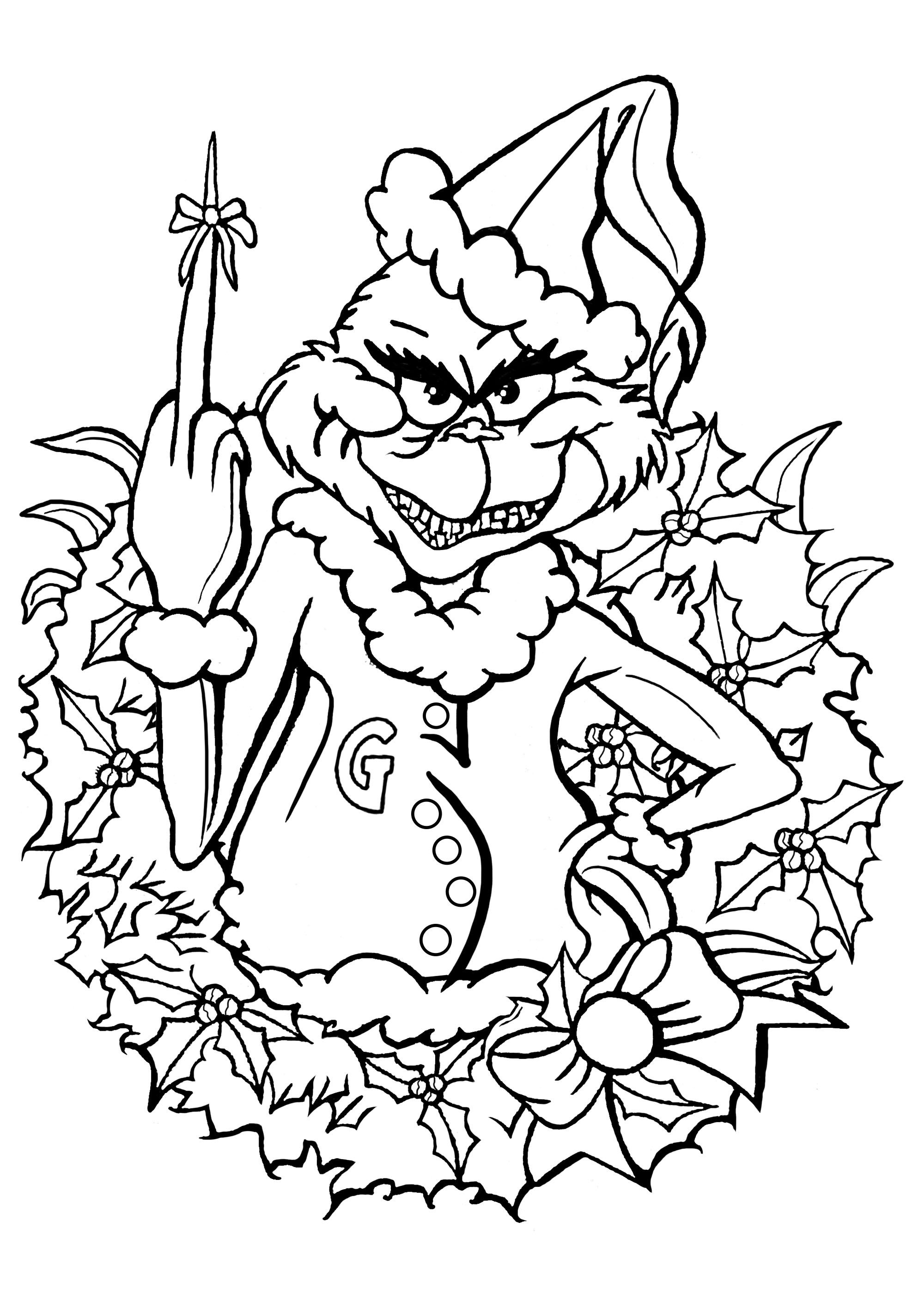 how the grinch stole christmas coloring pages how the grinch stole christmas coloring pages printable the how christmas coloring pages stole grinch