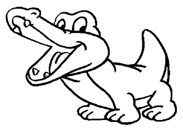 how to draw a alligator face drawing baby crocodile coloring page coloring sun cute a how alligator to draw face