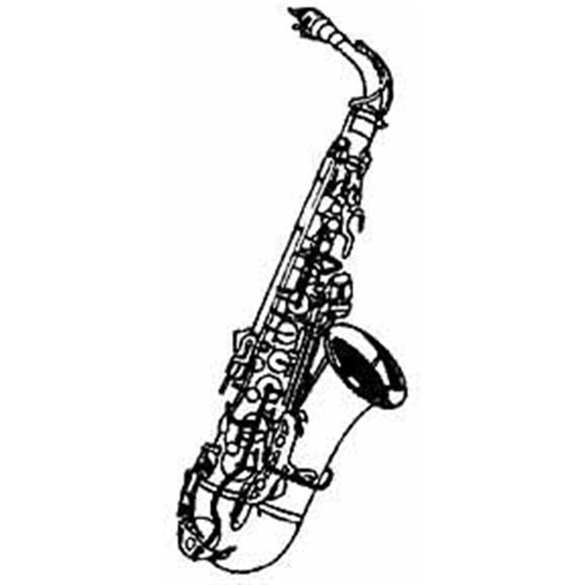 how to draw a alto saxophone alto saxophone stock images royalty free images vectors draw how to alto saxophone a