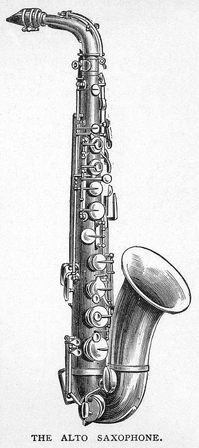 how to draw a alto saxophone tenor saxophone drawing at paintingvalleycom explore a alto saxophone how to draw