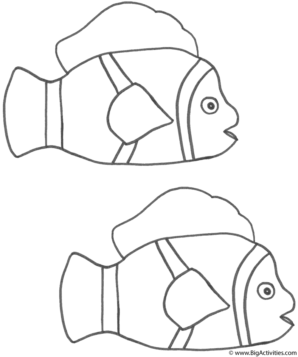 how to draw a clownfish how to draw a clownfish step by step easy animals 2 draw how draw a clownfish to