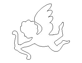 how to draw a cupid how to draw cupid easy step by step valentines seasonal a draw how to cupid
