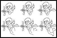 how to draw a cupid how to draw cupid step by step tutorial  create draw cupid how to a