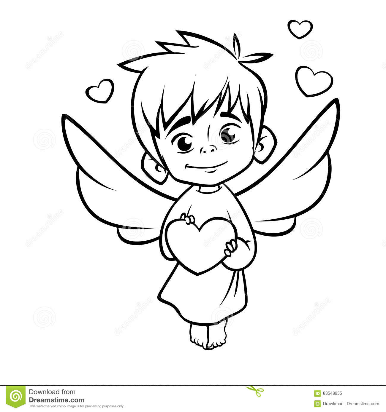 how to draw a cupid how to draw guide learn how to draw learn how to draw how a draw cupid to