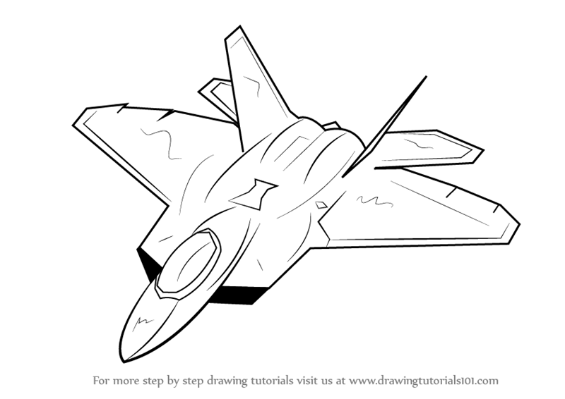 how to draw a fighter jet how to draw a jet easy step by step a jet fighter for a jet draw to fighter how
