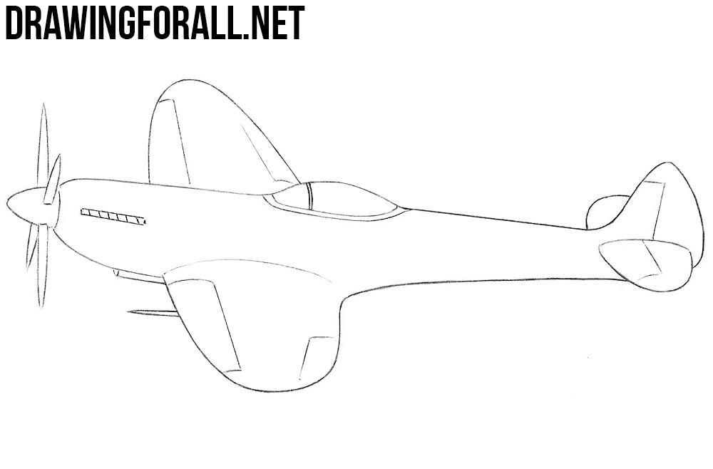 how to draw a fighter jet how to draw a ww2 fighter plane drawingforallnet jet how a to fighter draw