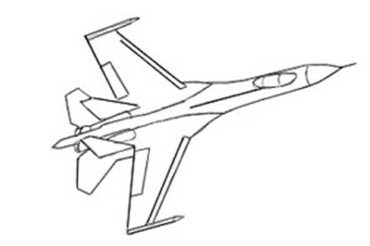 how to draw a fighter jet learn how to draw lockheed sr 71 blackbird fighter jets a how to jet draw fighter