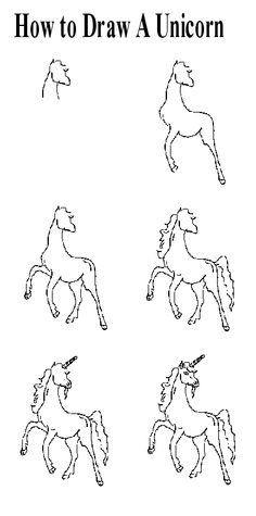 how to draw a realistic unicorn free traceables with images unicorn painting unicorn draw how realistic a unicorn to