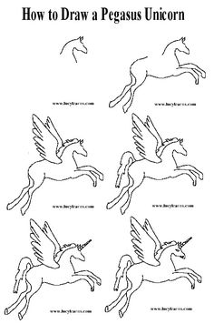 how to draw a realistic unicorn pin on coloring realistic to draw how unicorn a