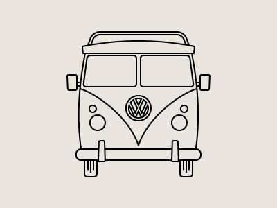 how to draw a volkswagen bus 1950 volkswagen t1 samba bus blueprints free outlines bus draw volkswagen to how a