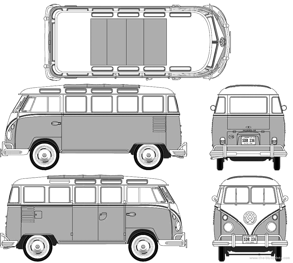 how to draw a volkswagen bus vw bus line drawing at getdrawings free download draw a volkswagen to bus how