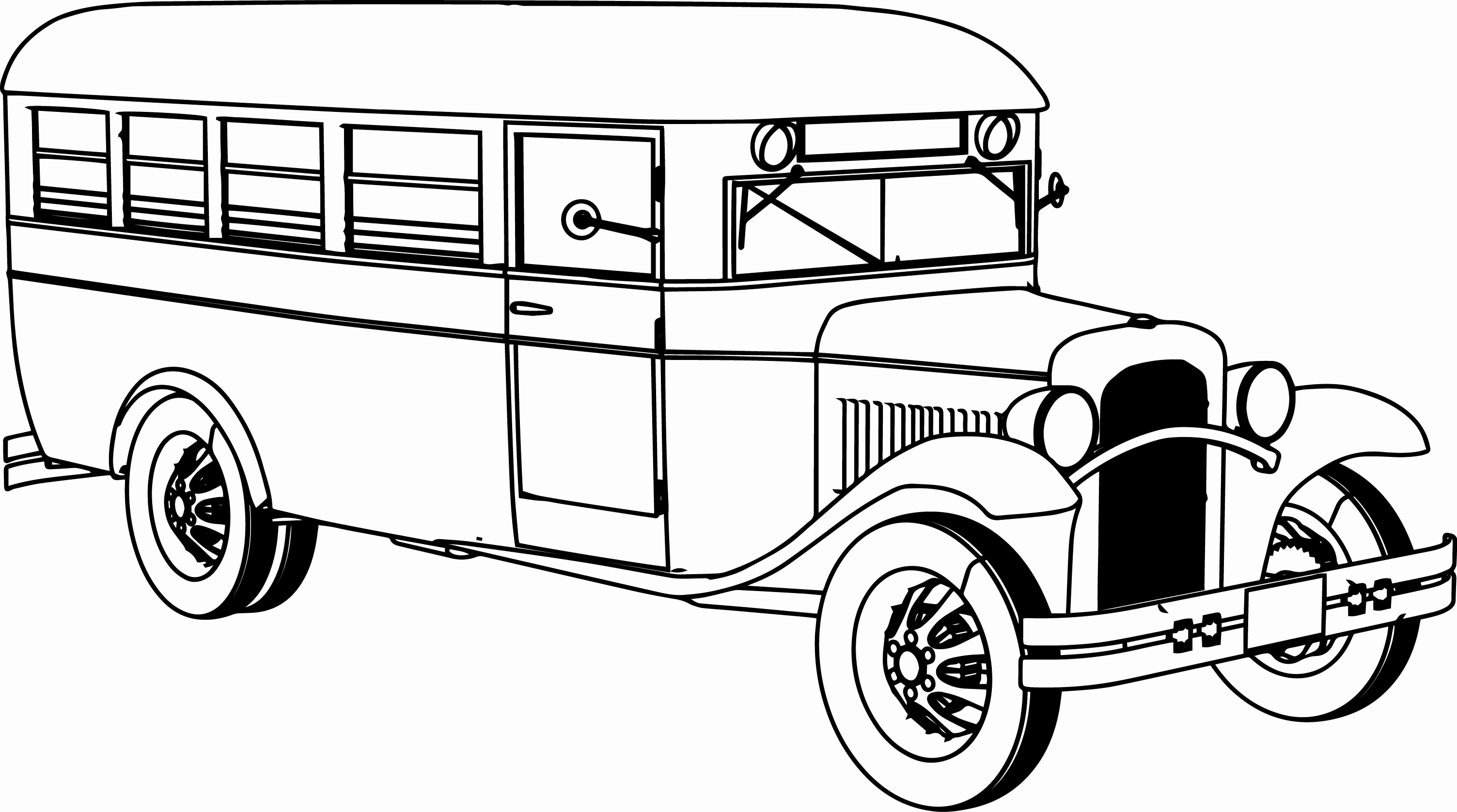 how to draw a volkswagen bus vw bus line drawing at paintingvalleycom explore bus a how volkswagen draw to